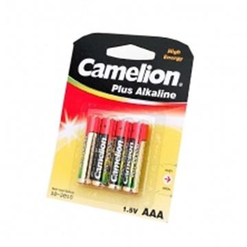 Camelion Plus Alkaline AAA-4 PK (OM12)