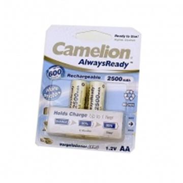 Camelion Always Ready Y 2500MAH AA (2PK)
