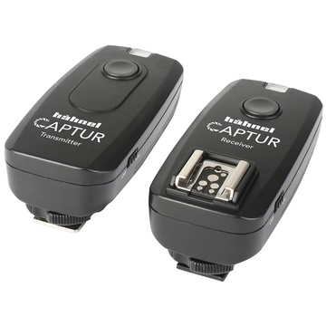 Hahnel Captur Remote Control and Flash Trigger for (Olympus/Panasonic Cameras)