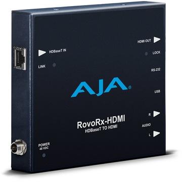 AJA RovoRX-HDMI HDBaseT to HDMI Receiver