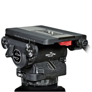 Sachtler Video 75 Plus EFP Fluid Head (150mm Ball Base)