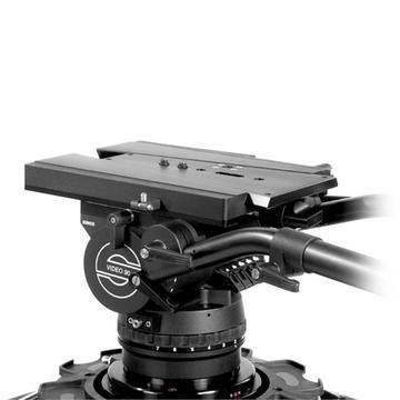 Sachtler VIDEO 90 FB Fluid Head (Flat Base)