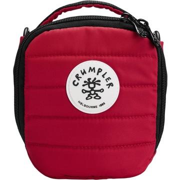 Crumpler The Pleasure Dome Camera Bag/Pouch (Small, Red)