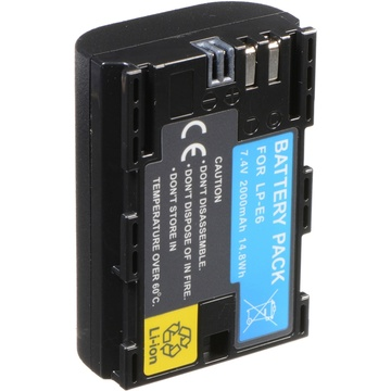 Blackmagic Design BATT-LPE6M/CAM Battery (7.4V, 2000mAh)
