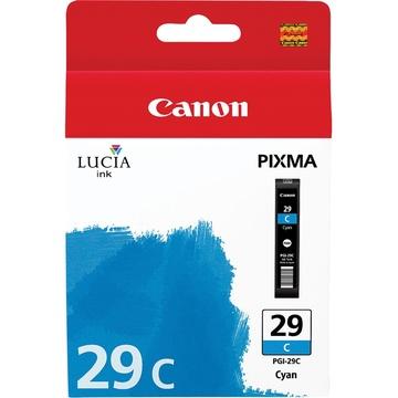 Canon PGI-29 LUCIA Cyan Ink Cartridge