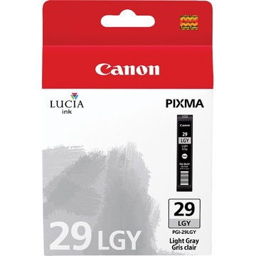 Canon PGI-29 LUCIA Light Gray Ink Cartridge