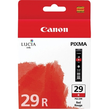 Canon PGI-29 LUCIA Red Ink Cartridge