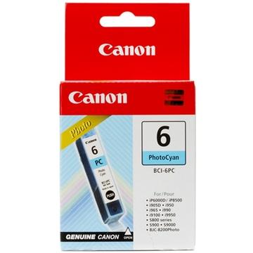Canon BCI-6PC Photo Cyan Ink Cartridge