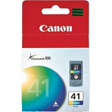 Canon CL-41 ChromaLife100 Tri-Color Ink Cartridge