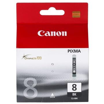 Canon CLI-8 ChromaLife100 Black Ink Cartridge