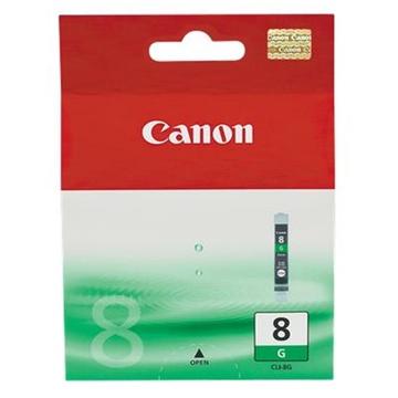 Canon CLI-8 ChromaLife100 Green Ink Cartridge