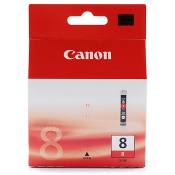 Canon CLI-8 ChromaLife100 Red Ink Cartridge