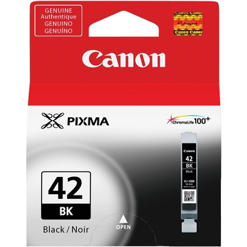 Canon CLI-42 ChromaLife100 Black Ink Cartridge