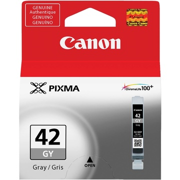 Canon CLI-42 ChromaLife100 Gray Ink Cartridge