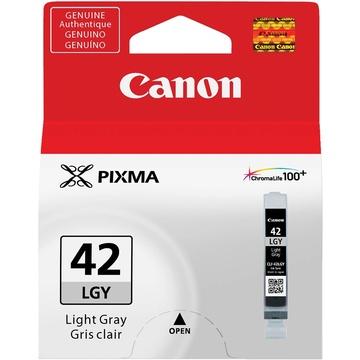 Canon CLI-42 ChromaLife100 Light Gray Ink Cartridge