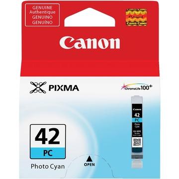Canon CLI-42 ChromaLife100 Photo Cyan Ink Cartridge