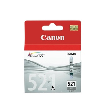 Canon CLI-521 GY ChromaLife100 Grey Ink Cartridge
