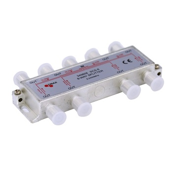 Triax RF 8 Way Splitter
