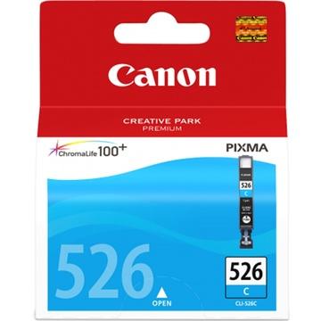 Canon CLI-526 ChromaLife100 Cyan Ink Cartridge