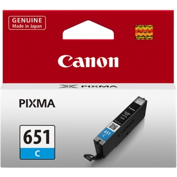 Canon CLI-651 Cyan Ink Cartridge