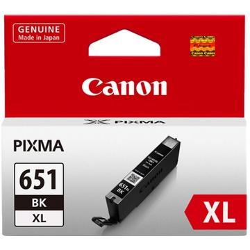 Canon CLI-651XL Extra Large Black Ink Cartridge