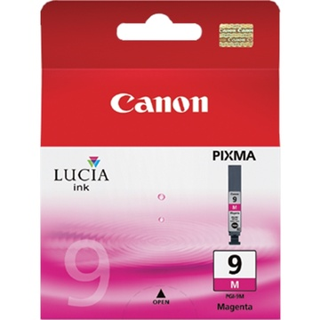 Canon LUCIA PGI-9 Magenta Ink Cartridge