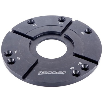 Kessler Crane Mitchell Adapter Plate for Shuttle Dolly