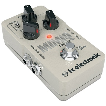 TC Electronic Mimiq Doubler Pedal for Electric Guitar