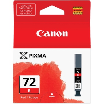 Canon LUCIA PGI-72 Red Ink Cartridge