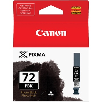 Canon LUCIA PGI-72 Photo Black Ink Cartridge
