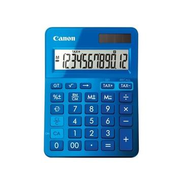 Canon Blue Desktop Tax Calculator