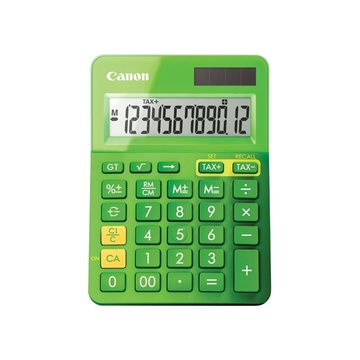 Canon Calculator LS123KMGR (Green)
