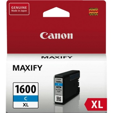 Canon PGI-1600 Extra Large Cyan Ink Cartridge