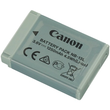 Canon Battery Pack NB-13L Li-Ion Battery