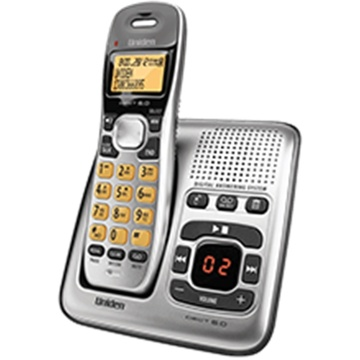 Uniden DECT1735 Cordless Phone with Answer Machine