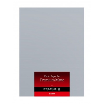 Canon PM-101 A2 Pro Matte Photo Paper (20 Sheets)