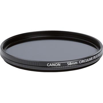 Canon 58PLCII Polarising Filter