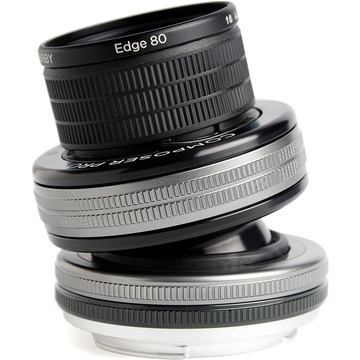 Lensbaby Composer Pro II with Edge 80 Optic for Nikon F