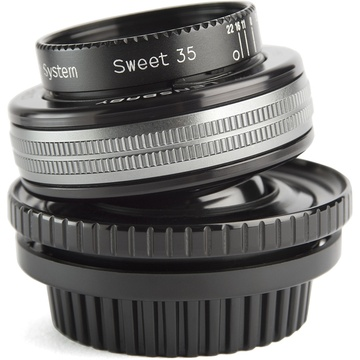 Lensbaby Composer Pro II with Sweet 35 Optic for PL