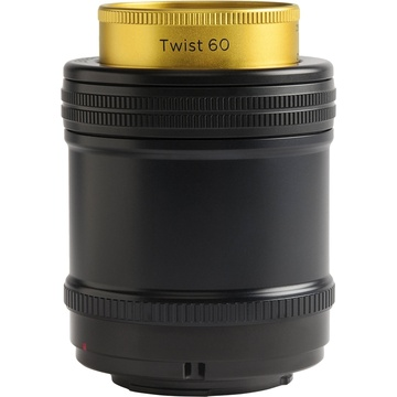 Lensbaby Twist 60 Optic with Straight Body for Sony E