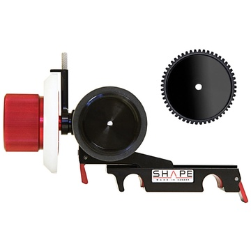 SHAPE Friction & Gear Follow-Focus Clic with Adjustable Marker