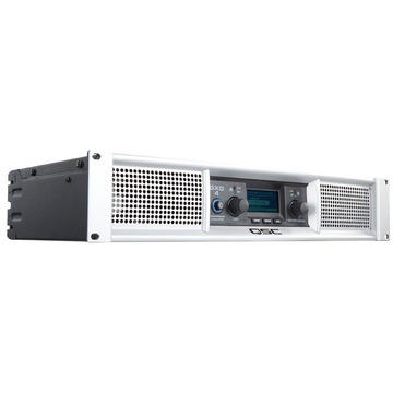 QSC GXD 4 Professional 1600W Power Amplifier with DSP