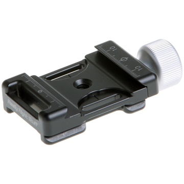 Really Right Stuff B2-FABN Screw-Knob Clamp with Strap Bosses (38mm)