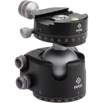 Really Right Stuff BH-55 Ball Head with Screw-Knob Panning Clamp