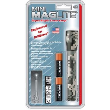 Maglite Mini Maglite 2-Cell AA Flashlight (Universal Camo)