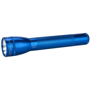 Maglite ML25LT 3C-Cell LED Flashlight (Blue, Clamshell Packaging)