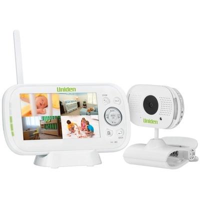 "Uniden BW3101 4.3"" Digital Wireless Baby Video Monitor"