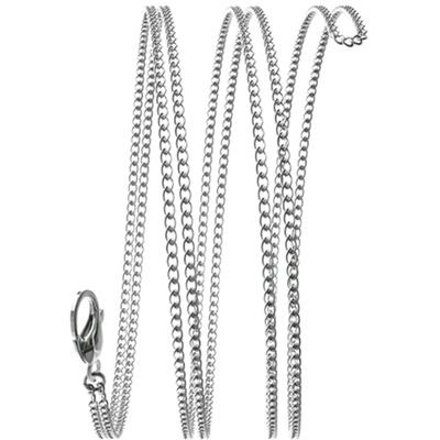 Bellabeat Leaf Nature Lunar Necklace - Silver