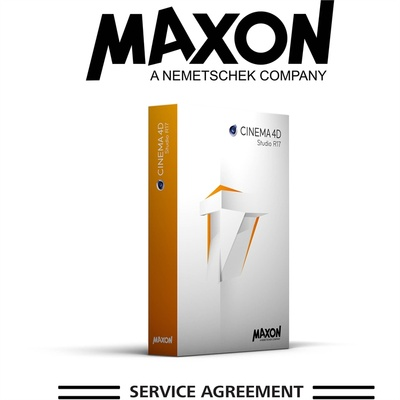 MAXON Service Agreement - Studio - 12 Months (Download)