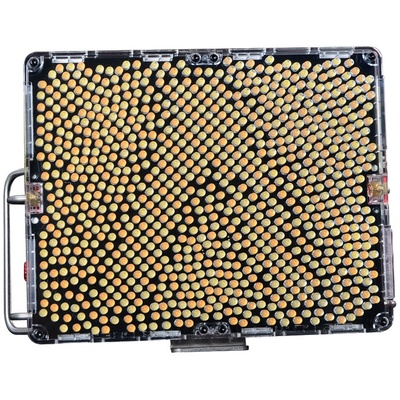 Aputure Amaran Tri-8c Bi-Colour LED Light with V-Mount Battery Plate